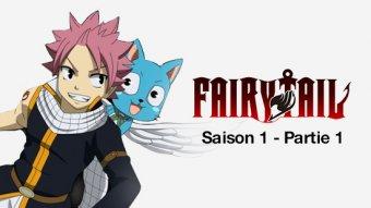 Fairy Tail - S01 - Partie 1