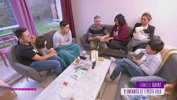 Familles nombreuses : la vie en XXL - Episode 80