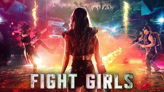 Fight Girls