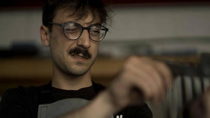 Florian, du clavier à l'enclume