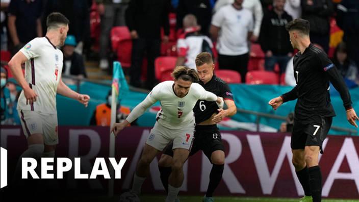 Football - EURO - 1/8 Finale Angleterre /