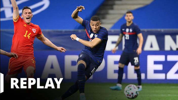 Football - Matchs Equipe de France - Match Amical