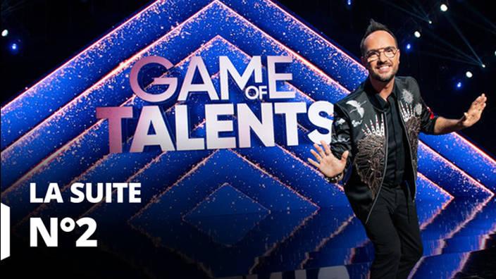 Game of Talents - épisode 2, la suite
