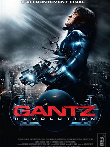 Gantz : révolution