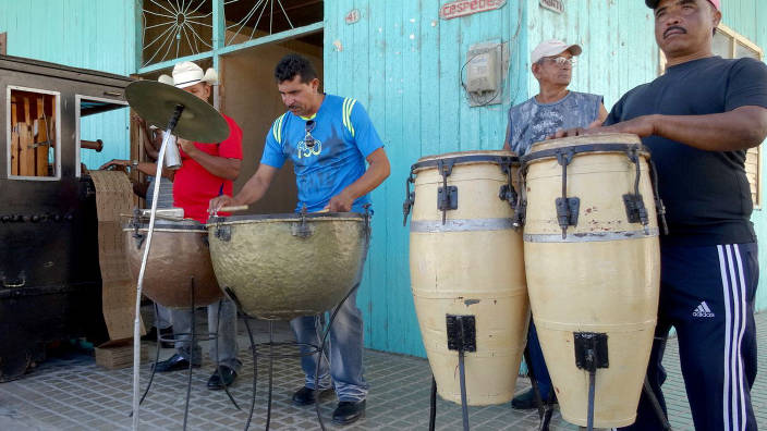 GEO Reportage - Cuba : danse avec les orgues de