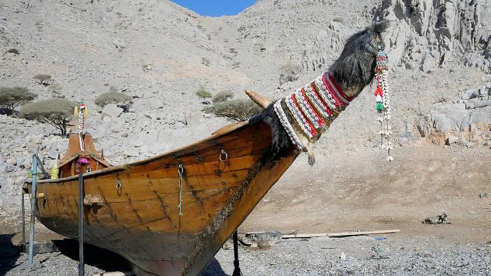 GEO Reportage - Les bateaux légendaires d'Oman