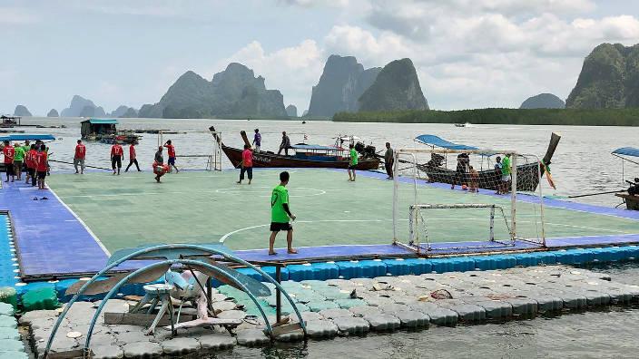 GEO Reportage - Thaïlande, un terrain de