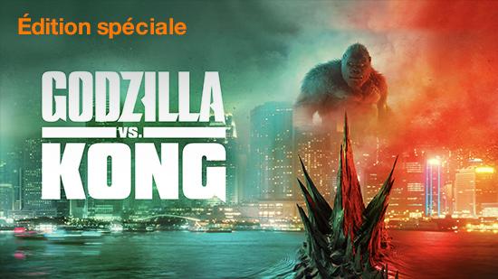 Godzilla vs Kong - édition spéciale