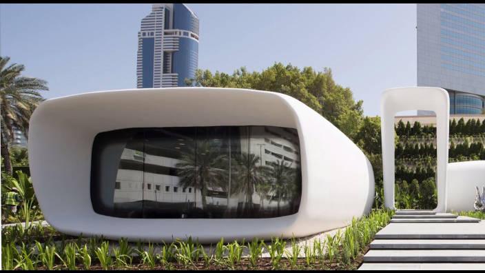 Habitons demain - L'architecture cinétique