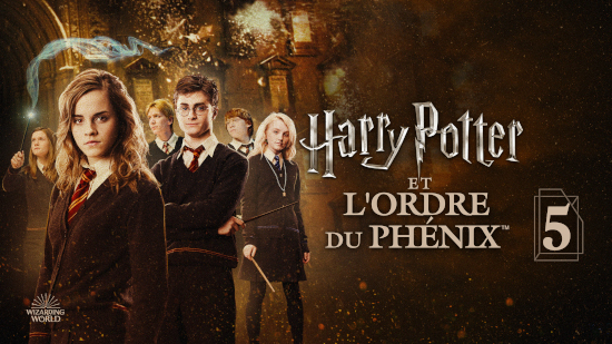 Harry Potter et l'ordre du Phénix