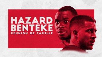 Hazard Benteke, réunion de famille