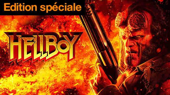 Hellboy - édition spéciale