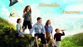 Hirondelles et amazones