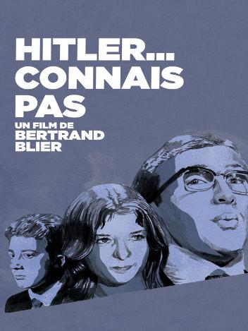 Hitler...connais pas !