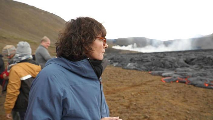 Islande, quand le volcan s'éveille