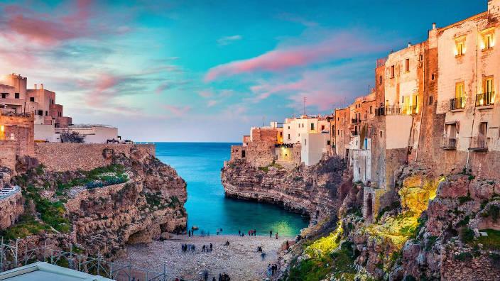 Italie : Escale dans les pouilles