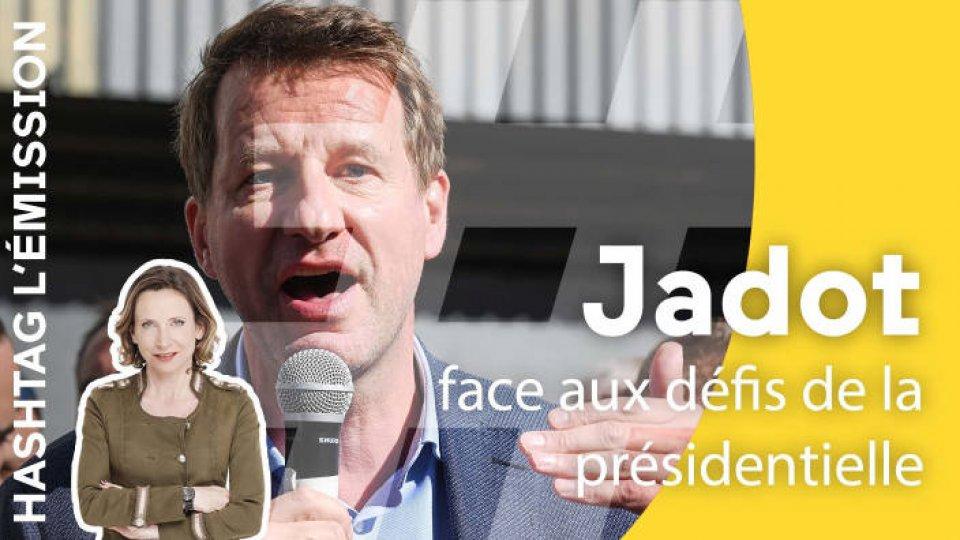 Jadot face aux défis de la présidentielle