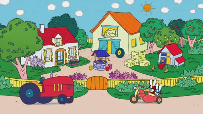 Je veux faire du tracteur