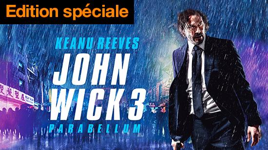 John Wick 3 - Parabellum - édition spéciale