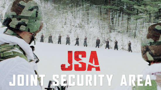 Joint Security Area - JSA