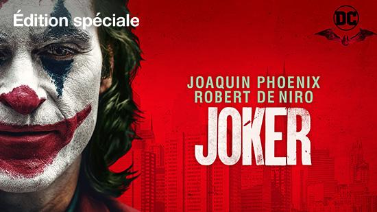 Joker - édition spéciale