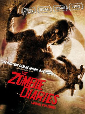 Journal d'un zombie