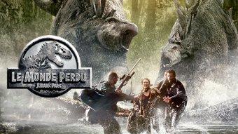 Jurassic Park : le monde perdu