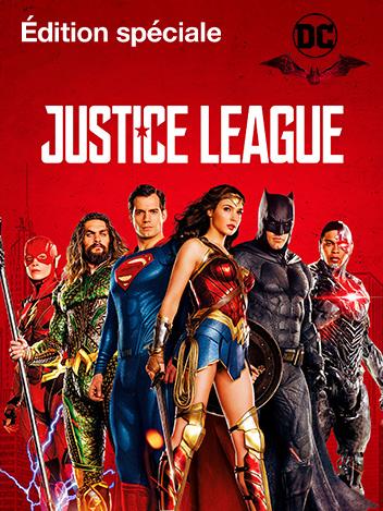 Justice League - édition spéciale