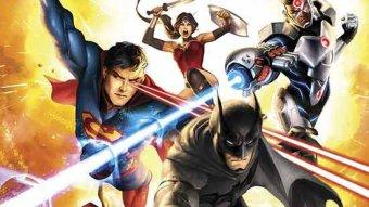 Justice League : War