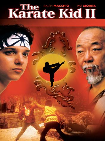 Karate kid 2, le moment de vérité