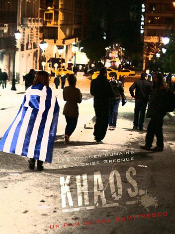 Khaos, le visage humain de la crise grecque