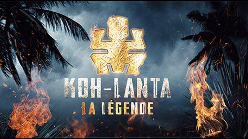 Koh-Lanta la légende - Episode 6
