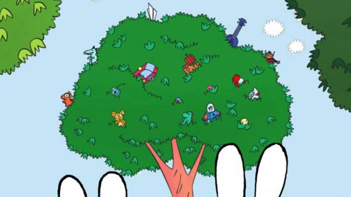 L'arbre à jouets