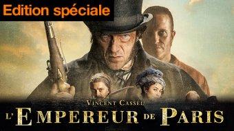 L'empereur de Paris - édition spéciale
