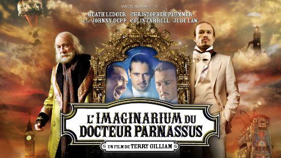 L'imaginarium du Docteur Parnassus