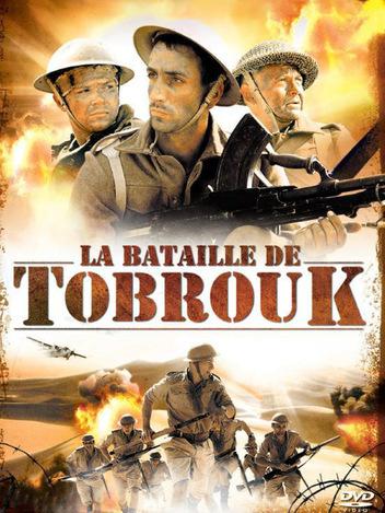 La bataille de Tobrouk