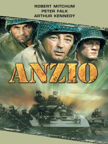 La bataille pour Anzio