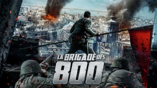 La brigade des 800