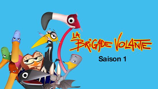 La brigade volante - S01