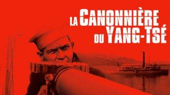 La canonnière du Yang-Tse