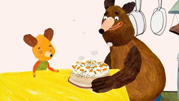 La disparition du gâteau