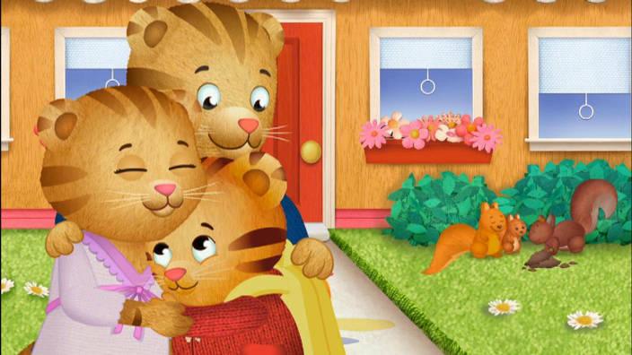 La famille tigre s'agrandit
