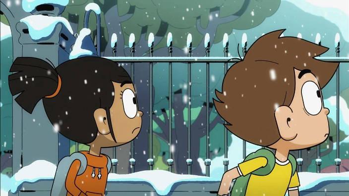 La fée des neiges
