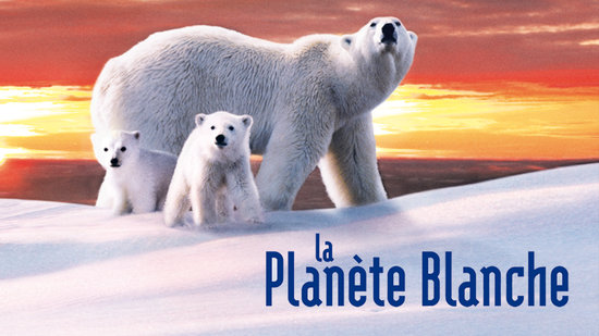 La planète blanche
