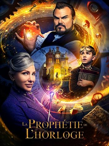 La prophétie de l'horloge