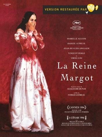 La reine Margot - version restaurée