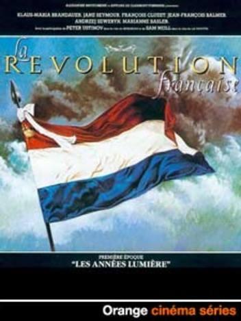 La révolution française - 1ère partie : Les années lumière