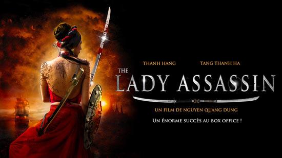 Lady assassin