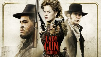 Lady Gun Fighter