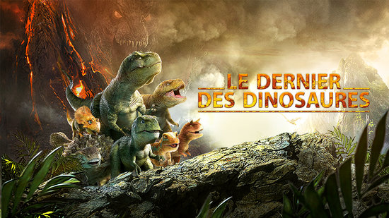 Le dernier des dinosaures